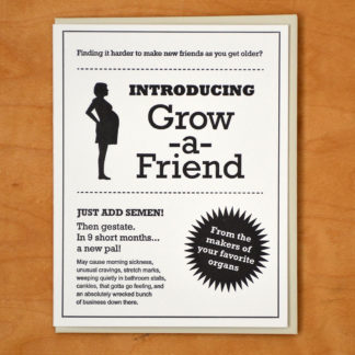 Grow-a-Friend