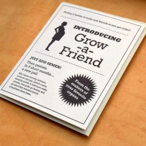 Grow-a-Friend