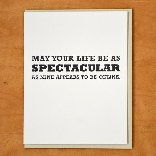 Spectacular Life Online