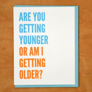 Am I Getting Older?