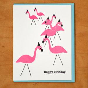 Flamingo Birthday