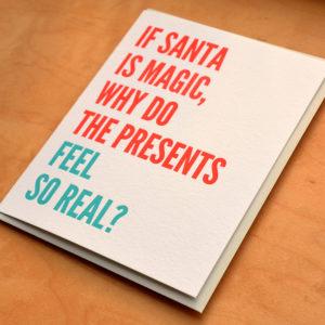 Santa Magic Presents Real