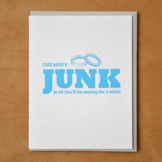 One Man's Junk