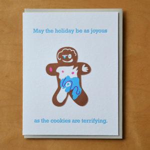 Terrifying Cookies