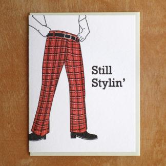 Still Stylin'