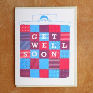 Get Well Quilt