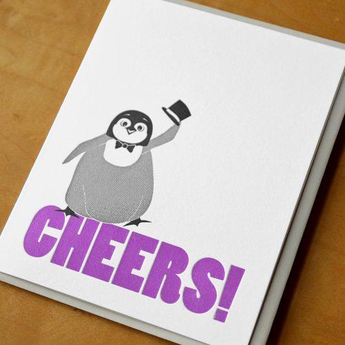 Cheers Penguin