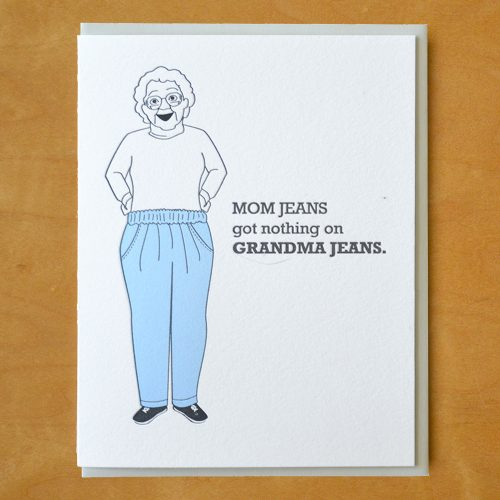 Grandma Jeans