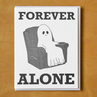 Ghost Forever Alone