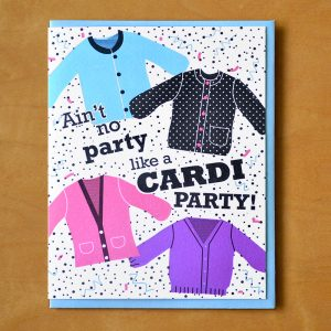 Cardi Party