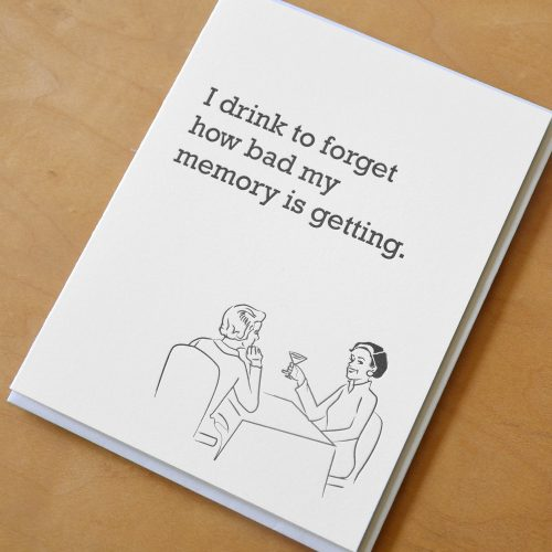 Forget My Memories