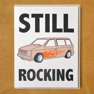 Minivan Rocking