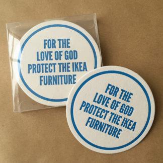 Ikea Coasters