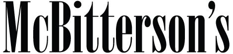 mcbittersons letterpress cards
