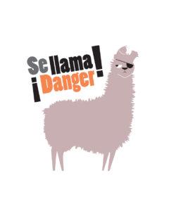 Digital Print - Se Llama Danger